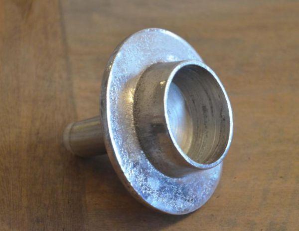 Kerzenhalter Colmore Bottle Silber Teelichter