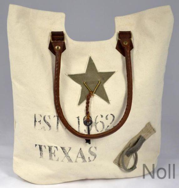 Handtasche Canvas Shopper Colmore Texas