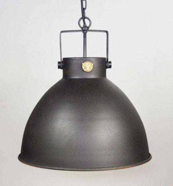 Deckenlampe Industrial Schwarz Industrie