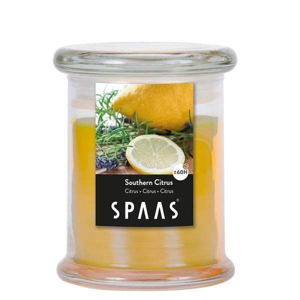 Duftkerze in Glas Südlicher Citrus 60H