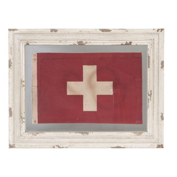 Wandbild Flagge Clayre & Eef