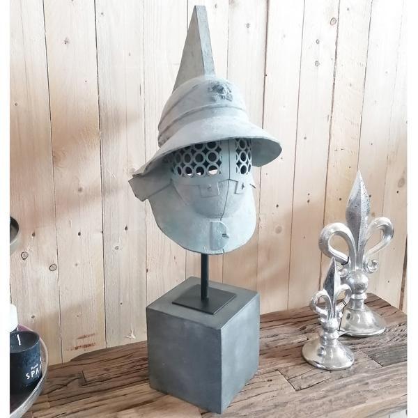 Helm Gladiator Deko XXL 35x29x74H cm
