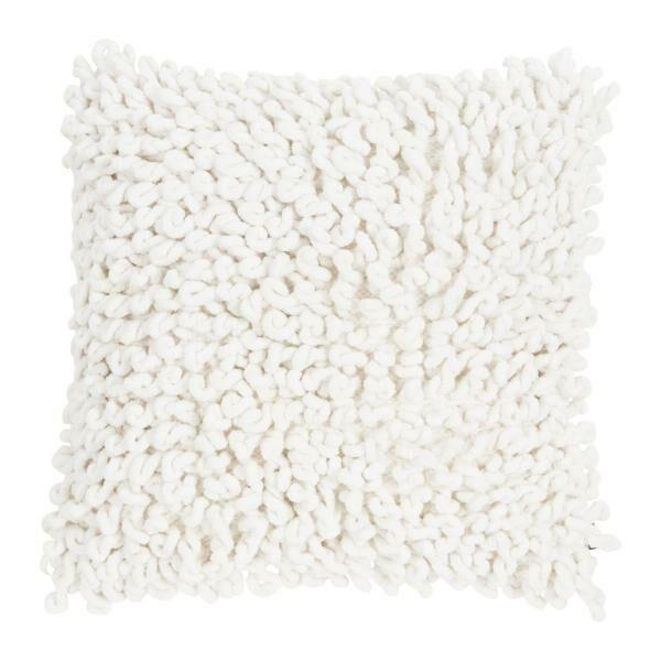 Kissen Talli inkl. Füllung Weiß 45x45 cm