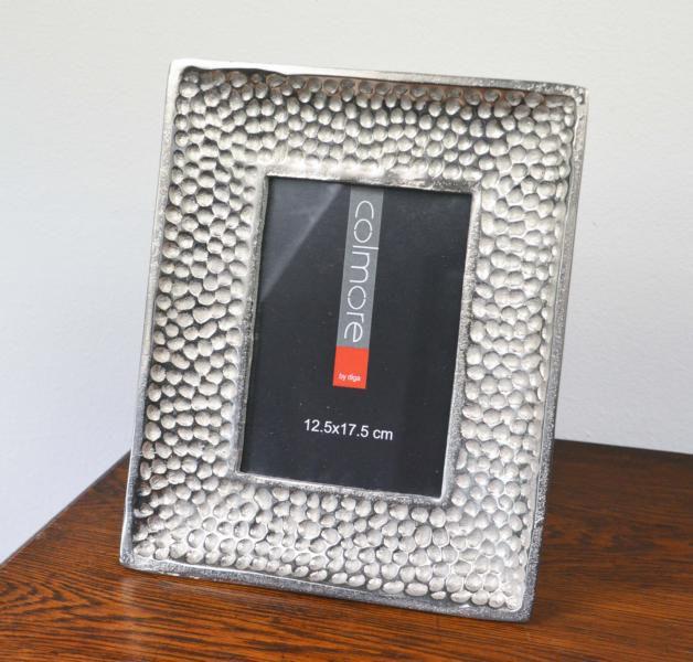 Bilderrahmen Colmore Silber Aluminium 28x23x4 cm