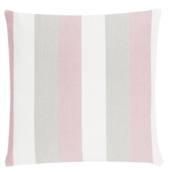 Kissen Classic Stripe Blush inklusive Füllung 2 LIF 50x50 cm