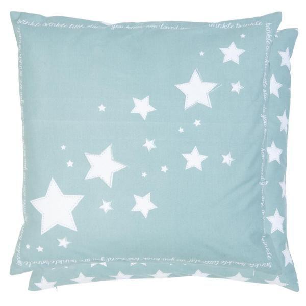 Kissen Clayre & Eef Kissen Sterne Inklusive Füllung 50x50 cm