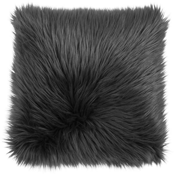 Kissen Grau Vancouver inkl. Füllung 45x45 cm