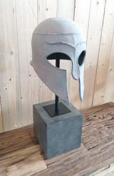 Helm Gladiator Deko XL 27x21x56H cm