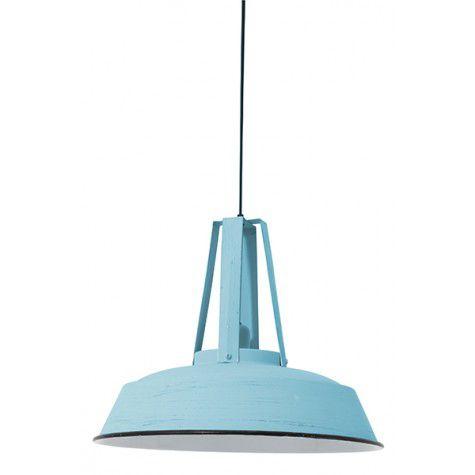 Deckenlampe Light & Living Blau