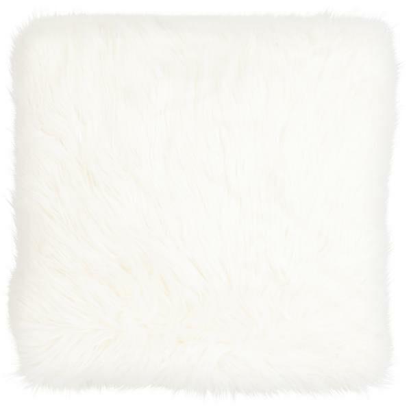 Kissen Weiß Vancouver inkl. Füllung 45x45 cm