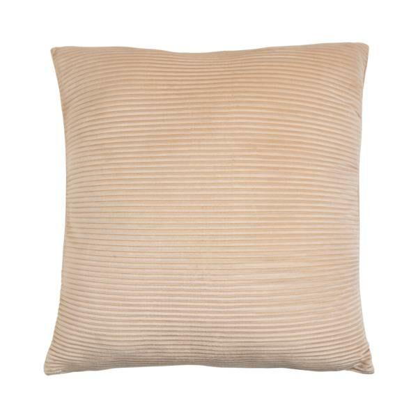 Kissen Sand Lino inkl. Füllung 45x45 cm