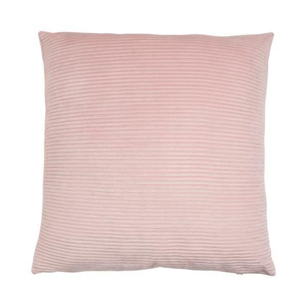Kissen Pink Lino inkl. Füllung 45x45 cm