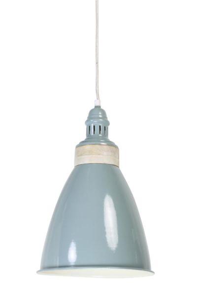 Deckenlampe Holz Metall Light & Living