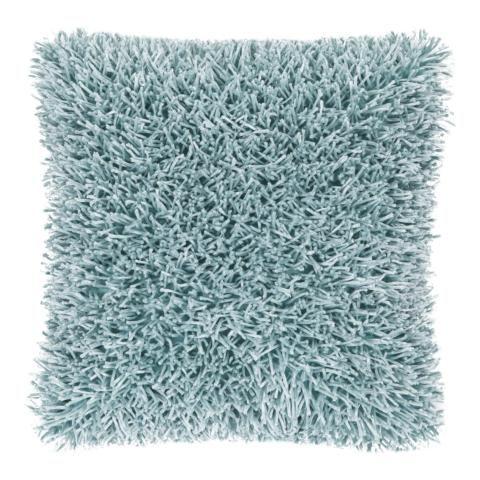 Kissen Esra 2LIF inklusive Füllung Blau 50x50 cm