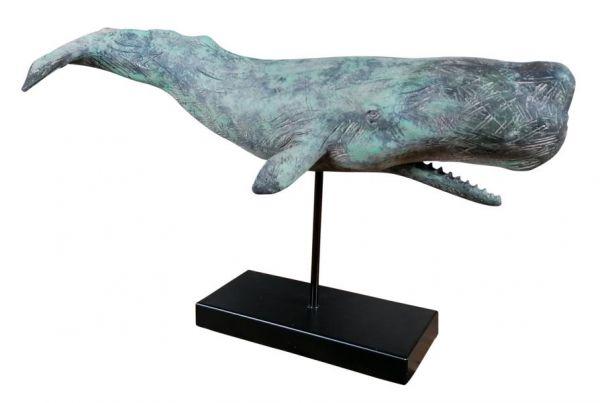 Wal Figur XL 51x15x28 cm