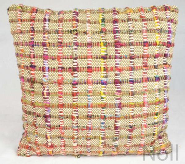 Kissen inklusive Kissenfüllung von Colmore 45x45 cm