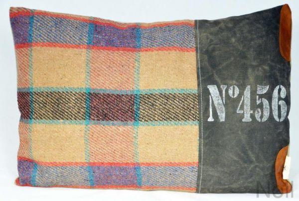 Kissen inklusive Füllung Colmore 60x40 cm