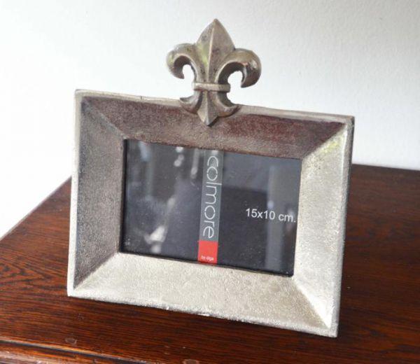 Bilderrahmen Colmore Silber Aluminium 21x21x3 cm