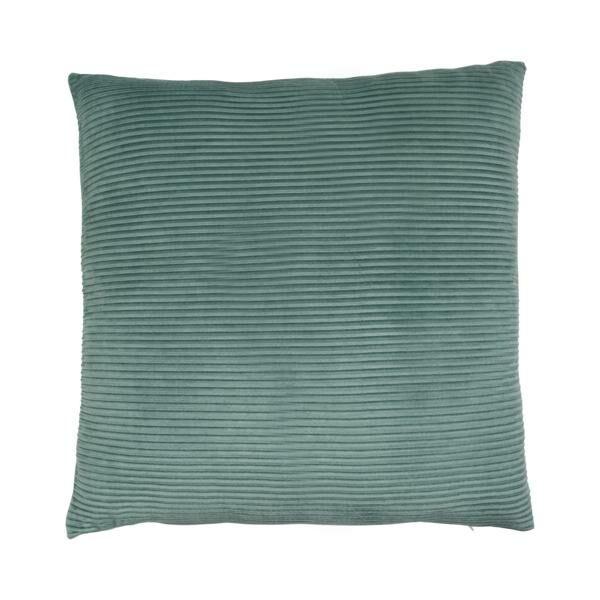 Kissen Grün Lino inkl. Füllung 45x45 cm