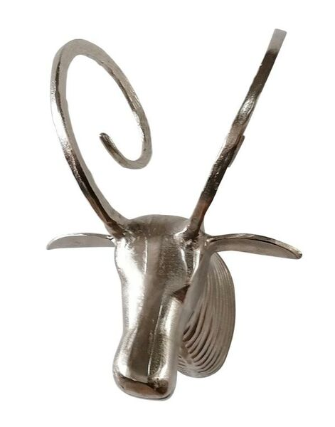 Wanddekoration Mufflon Tierkopf 48 cm